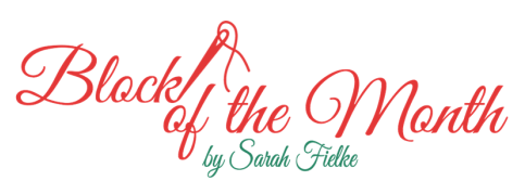 Sarah Fielke Block of the Month